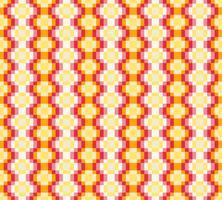 Kleurrijke etnische sierpatronen Mexicaans, Naadloos patroon vector