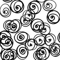 Naadloos geometrisch patroon