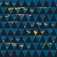 Abstract kosmisch naadloos patroon. Trendy hand getrokken textuur, glitter en geometrische elementen. vector