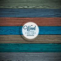 Geschilderd hout textuur achtergrondontwerp