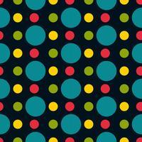 Gekleurd stip naadloos patroon