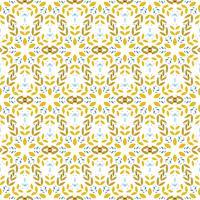 Bloem naadloos patroon. vector