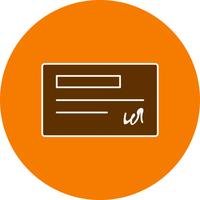 Vector selectievakje pictogram