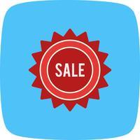 Vector verkoop pictogram