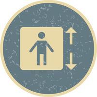 Lift Vector Icon