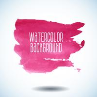 rode abstracte waterverfachtergrond