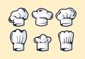 chef-kok hoed vector