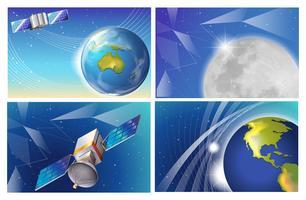 Satellietbeelden