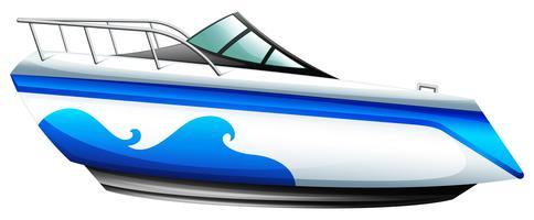 Een boot vector