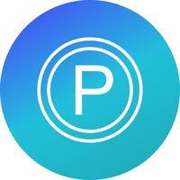 Vector Parkeren Icon