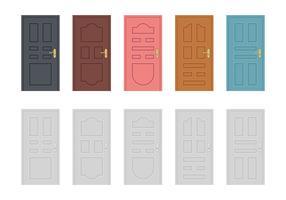 deuren vector