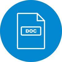 doc vector pictogram