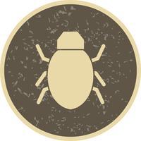 bug vector pictogram