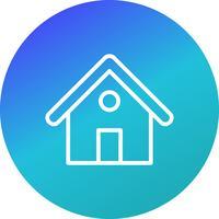 Huis Vector Icon