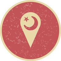 minaret vector pictogram