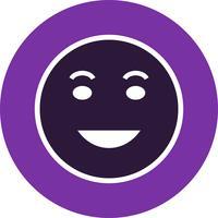 lol emoji vector pictogram