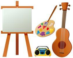 Verschillende items voor hobby