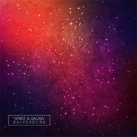 Achtergrond van de universum de glanzende kleurrijke melkweg