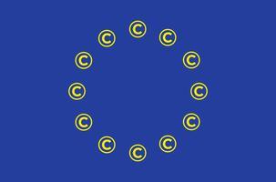 Artikel 13 conceptuele illustratie.
