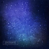 Galaxy universum hoge kwaliteit ruimteachtergrond vector