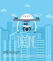 Drone met camera.