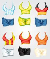 Vrouwelijke tops en bottoms
