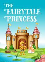 Sprookje prinses en ridder