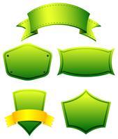 labels vector
