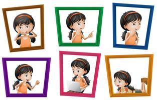 Meisjesfoto's