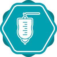 Medische Drip gevuld Multi kleur achtergrond pictogram