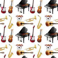 Naadloos instrument vector