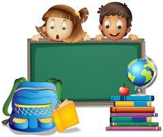 Studenten en bestuur