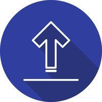 Vector Upload-pictogram