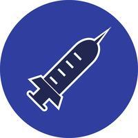 Vector injectie pictogram