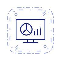 Vector grafieken pictogram
