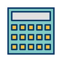 Vector berekening pictogram