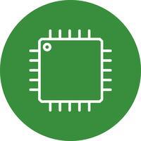 Vector processor pictogram