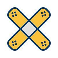 vector band steun pictogram