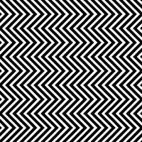Naadloos patroon met verticale driehoeksgolven vector