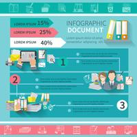 document infographics instellen