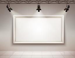 Fotolijst verlicht