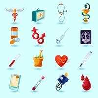 Medische Icon Set