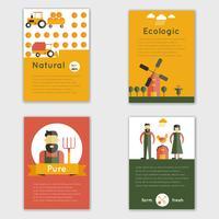 Boerderij verse brochure