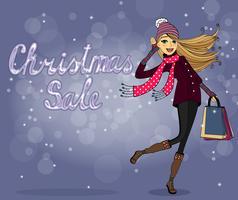 Kerst verkoop