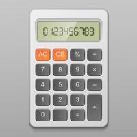 rekenmachine vector