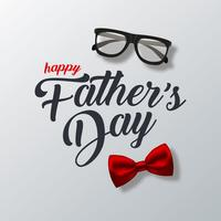 Happy Father's Day Illustratie