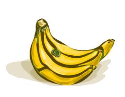 Een hoop bananen