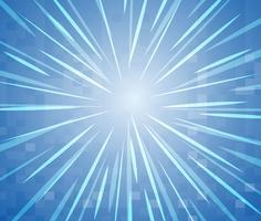 Achtergrondontwerp met heldere ster vector