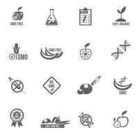 GMO-pictogrammen instellen