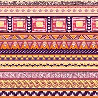 tribale patroon vector